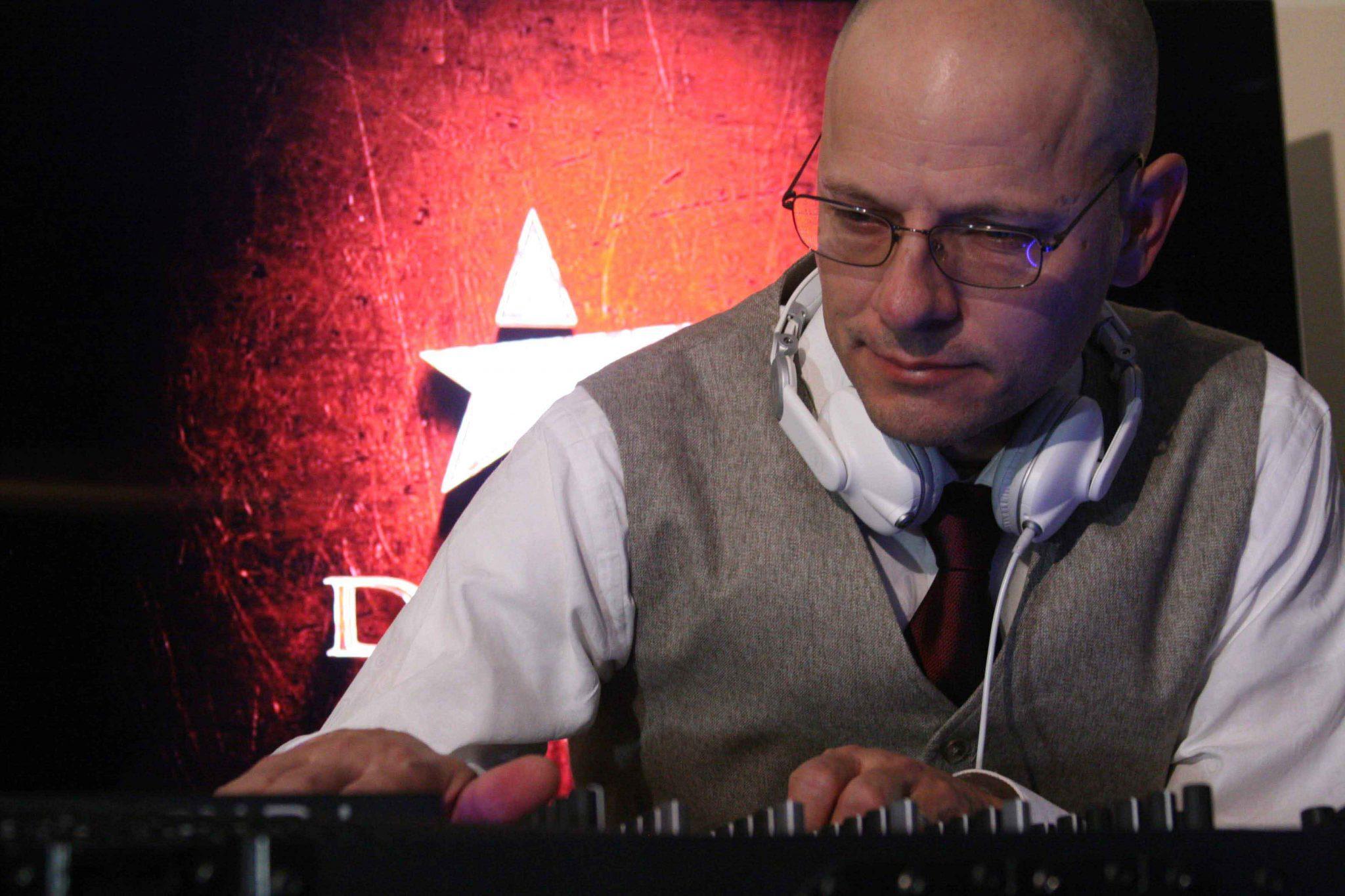Brian DJ Tex
